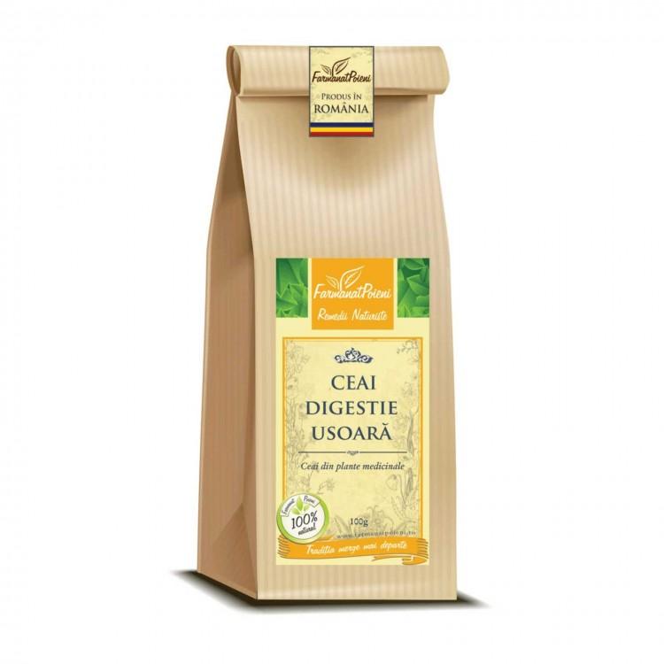 Ceai digestie usoara (pentru stomac, afectiuni gastrice) - 100g