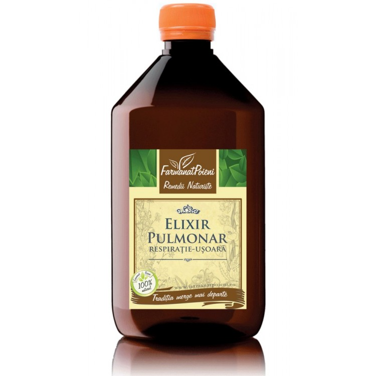 Elixir pulmonar antitusiv - 500ml